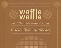 Waffle Waffle | Waffle Delivery Service
