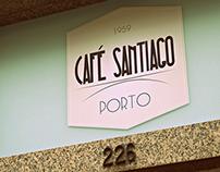 Re-Branding Café Santiago