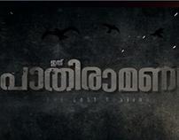 Pathiramanal Malayalam Movie Title V01