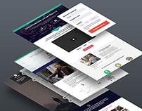 Genius Marketing Sales Page Design