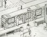 DRAWING / Metrocity