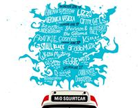 MiO Squirtcar Promo