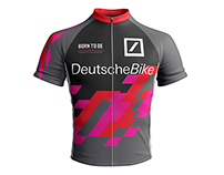 Deutsche Bank Cycle Jersey