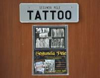 Ergonomic project - Studio tattoo