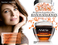 Skin Care Avon Bochure
