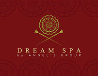 Branding - Angels Dream Spa