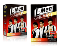 L-Men Gain Mass Packaging