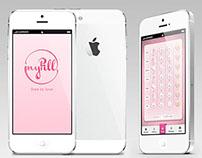 myPill™ Branding & IOS App