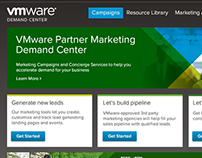 VMware Partner Demand Center Concept