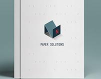N PAPER SOLUTIONS / Branding
