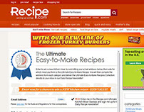 Ultimate Recipe Program