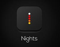 Nights, iPhone App