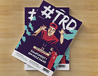 #TRD - student magazine