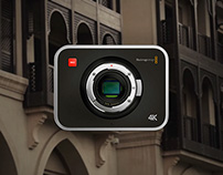 Blackmagic Production Camera 4K - Sample Footage