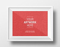 Free Frame Mock-up