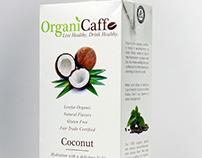 OrganiCaffe - Liquid Coffee Package Design