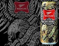 Miller High Life - Artist Series