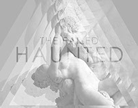 Haunted - Digital audio release artwork