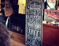 Chalk Displays