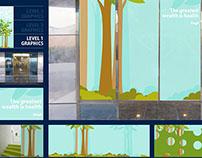 Hospital Environmental Graphics