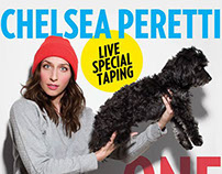 Poster for Chelsea Peretti's upcoming special
