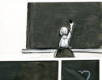 Comic- Chalk