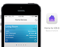 Home for iOS 8
