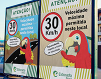 Banners velocidade