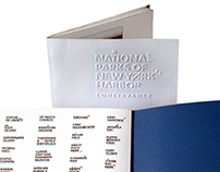 National Parks of New York Harbor Gala Invitation