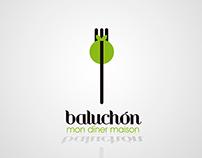 Propuesta de marca para Baluchón, restaurante campestre