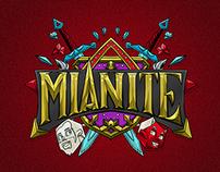 Minecraft Style Emblems