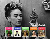 Frida Kahlo Kiosk
