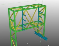 Cable Tray structure