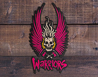 The Warriors logos