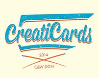 Creaticards