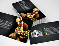 Araless Business Cards