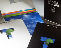 Telemundo Saleskit and brochures