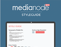 Style Guide for an Enterprise Web App