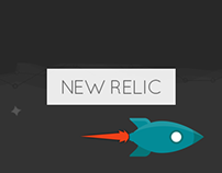 New Relic | Gamified Marketing Campaign