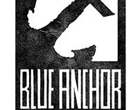 Blue Anchor Records (logo)