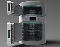 Projeto de Produto - Autoclave JK2M