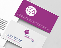 Identidade Visual: EBA-UFRJ