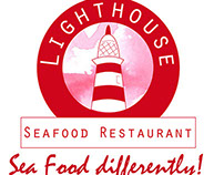 Stationery for Lighthouse Restaurant