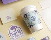 ░ Halal Brunch Store prosoal # 01  ░  VIS Design
