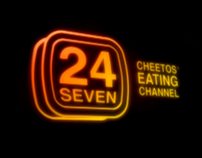 24/7 Cheetos Eating Channel