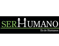 Isologotipo Ser Humano es de Humanos