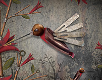Hummingbird Animated Gif