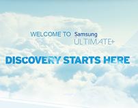 Samsung web design ( unofficial )