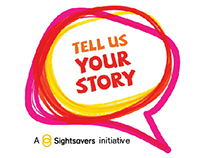 Tell Us Your Story Campaign
