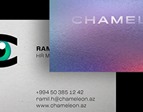 """Naming and Branding for """"Chameleon"""""""